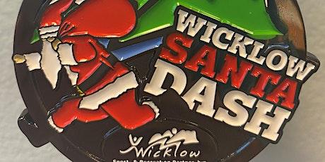Wicklow Virtual 5K Santa Dash tickets