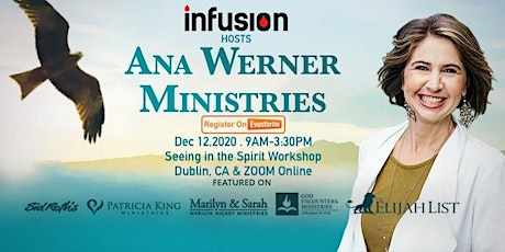 Ana Werner -  Seeing in the Spirit Workshop - Dec 12, 2020 tickets
