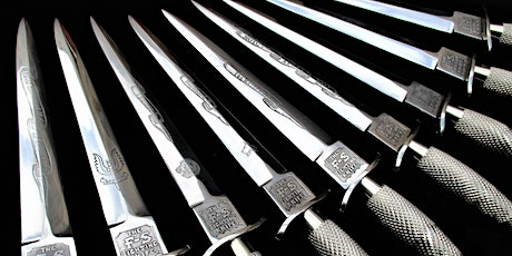 Tales from the Armoury - 10 - The History and Development of the FS Knife tickets