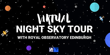 Looking Up: A Virtual Night Sky Tour tickets