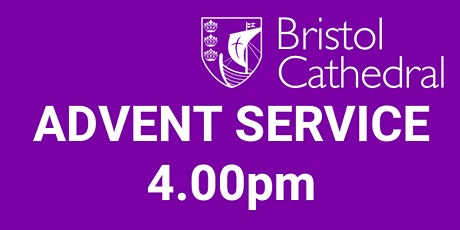 The Advent Service (4.00pm) tickets