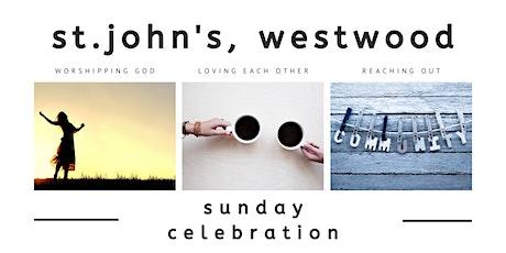 St. John's Morning Celebration - Sunday 6th December 2020 tickets