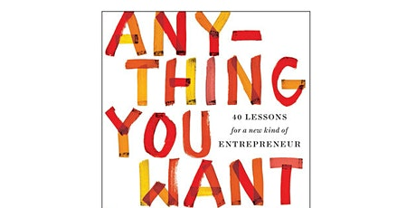 Book Review & Discussion : Anything You Want tickets