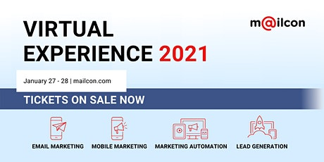 MailCon Virtual Experience 2021 tickets
