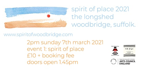 Spirit of Place 2021 - Sunday March 7 - Spirit of Place tickets
