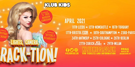 Klub Kids Newcastle  presents MIZ CRACKER (Crack-tion) ages 18+ tickets