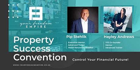 Property Success Convention - 2 Day Event tickets