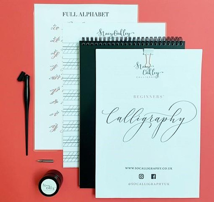 Introduction to Modern Calligraphy image