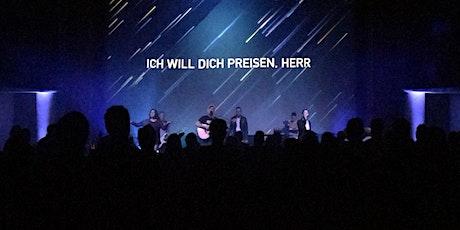 12:00 Gottesdienst | Campus Wuppertal-Elberfeld Tickets