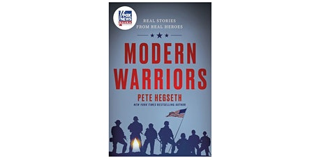 Book Review & Discussion : Modern Warriors tickets
