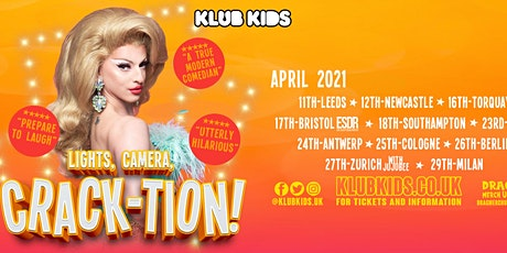 Klub Kids Milan  presents MIZ CRACKER (Crack-tion) ages 18+ biglietti