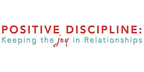 La discipline positive pour un couple encore plus heureux ! 8 et 9 mai 2021 tickets