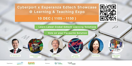 Cyberport X Esperanza Edtech Showcase tickets