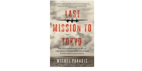 Book Review & Discussion : Last Mission to Tokyo tickets
