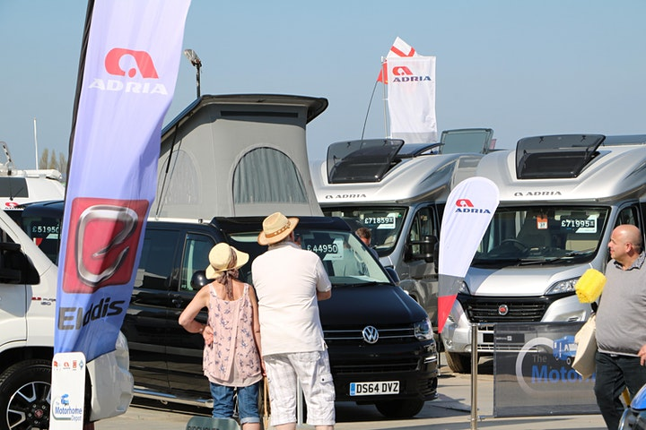 The National Motorhome & Campervan Show image