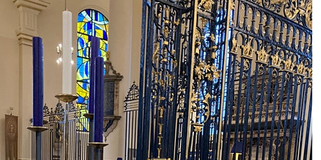 Derby Cathedral Eucharist on Sunday tickets