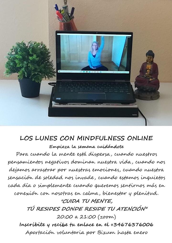Imagen de Mindfulness para comenzar la semana