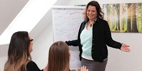 Workshop - Gedankenblockaden lösen, lernen bewusst  zu denken Tickets