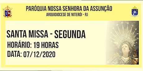 PNSASSUNÇÃO CABO FRIO -  MISSA DA IMACULADA CONCEIÇÃO - SEGUNDA 19H ingressos