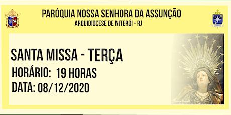 PNSASSUNÇÃO CABO FRIO - MISSA DA IMACULADA CONCEIÇÃO - 19HORAS / 08/12/2020 ingressos