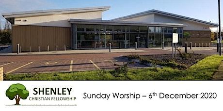 Sunday Worship 6th December 2020 tickets