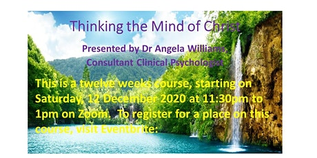 Thinking the Mind of Christ tickets