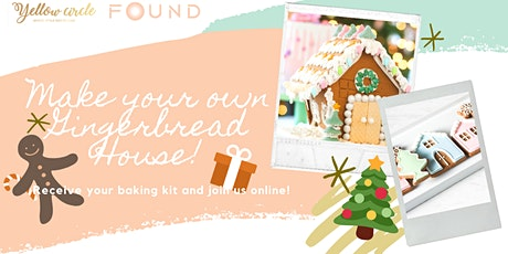 Make your own Gingerbread House! tickets