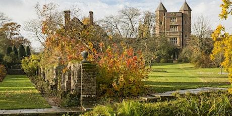 Timed entry to Sissinghurst Castle Garden (7 Dec - 13 Dec) tickets