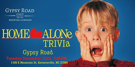 Home Alone Trivia at Gypsy Road Brewing Company tickets