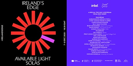 Ireland's Edge presents AVAILABLE LIGHT / SOLAS tickets