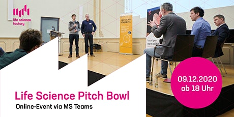 Life Science Pitch Bowl Tickets