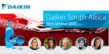 2020 Daikin South Africa Wine Seminar tickets