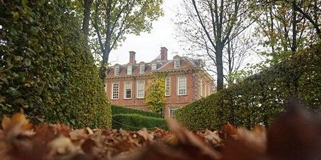 Timed entry to Hanbury Hall and Gardens (7 Dec - 13 Dec) tickets
