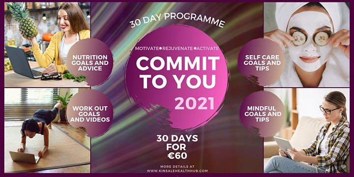 Commit to You 2021 image