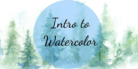 The Colors of Christmas, Introduction to Watercolor tickets