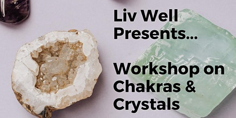 Crystals and Chakras tickets