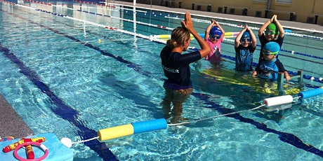 Holiday Intensive Learn to Swim & Squad Boot Camp-18-22nd  Jan 2021-Bayside tickets