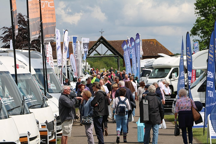 The Southern Motorhome & Campervan Show image