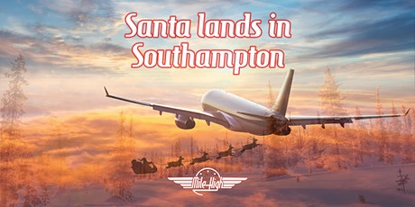 Visit Santa in Lapland with Mile High Southampton tickets