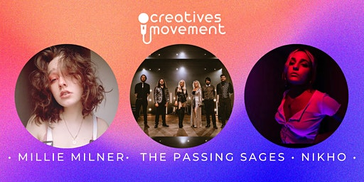 The Creatives Movement Online Gig