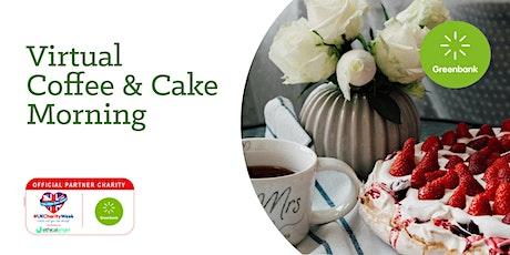 Virtual Coffee & Cake tickets