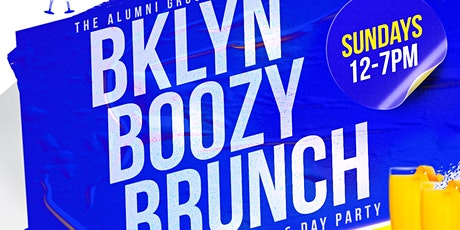 Brooklyn Boozy Brunch - Bottomless Brunch & Day Party tickets