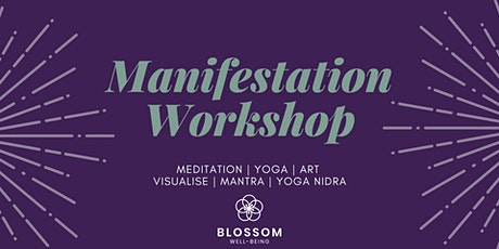 Manifestation Workshop 2021 tickets