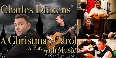 Charles Dickens' A Christmas Carol: A Virtual Play with Music! tickets