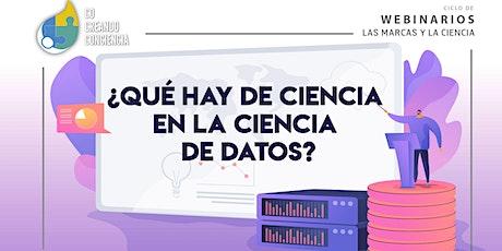 ¿Qué hay de ciencia en la Ciencia de Datos? entradas