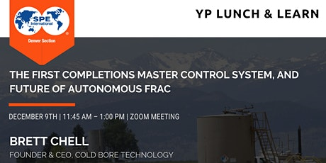 SPE YP - December Lunch & Learn tickets