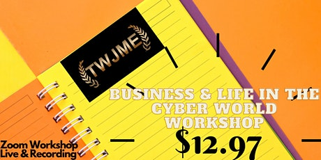 Profitable Cyber Events for Business & Life tickets