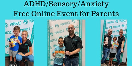 ADHD and Sensory Online Event for Parents tickets