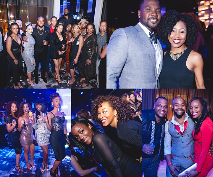 """NYE @ M-Lounge """"An Intimate VIP Experience"""" image"""