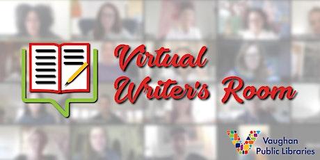 Virtual Writer's Room tickets